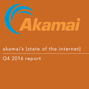 Akamai - State of the Internet T4 2016