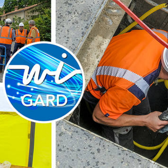 Le Gard 100% fibre optique en 2022, SFR s'occupera des zones rurales